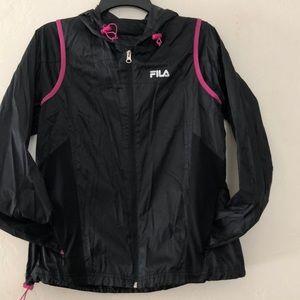 SALE FILA Windbreaker Jacket/Vest